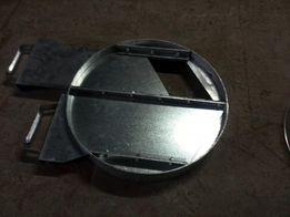 Zasuwa do silosu paszowego ZBIORNIK FI 440 SILOS BIN