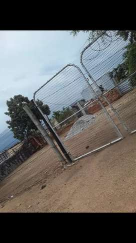 Stand for sale 20x20m for 50k at madibeng hills slovo side Mabopane