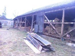 stara stodoła pozyska rozbiórka wymiana za DARMO