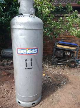 EasiGas 48kg cylinder bottle