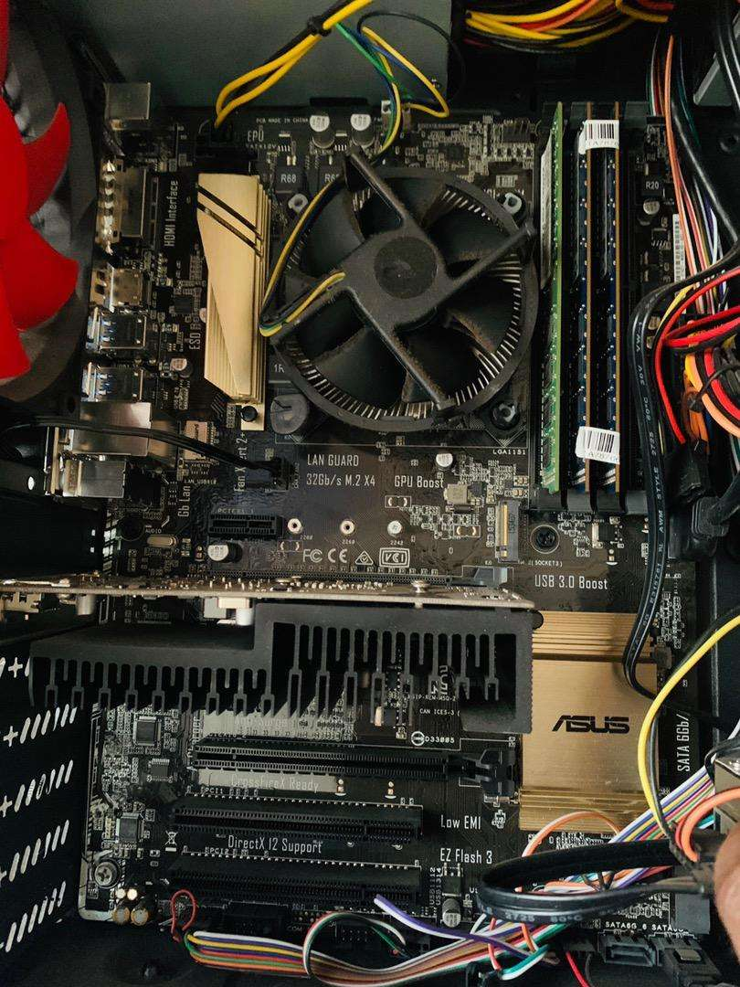 Armagedoon Gaming PC For Sale 0