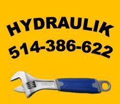 HYDRAULIK - usługi hydrauliczne - hydraulika - GDAŃSK, SOPOT, GDYNIA