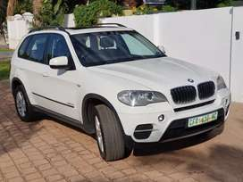 2012 BMW X5 X DRIVE 3.0D STEPTRONIC