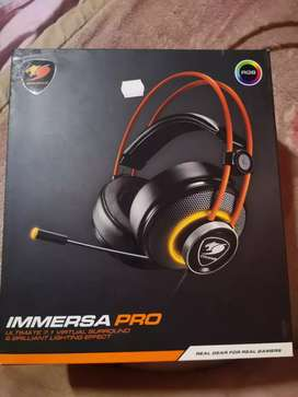 7.1 Gaming Headphones Cougar Imersa Pro