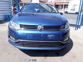 2017 Volkswagen Polo 6 (TSI) (1.2) Manual With Service Book