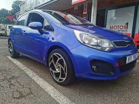 2012 Kia Rio 1.4i Tech 5 door