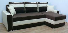 Nowa sofa dostawa GRATIS w 24 godz narożnik kanapa funkcja spania