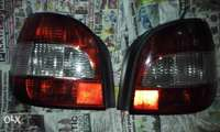Image of 2002 Renault Scenic Back Lights