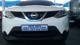 2017 Nissan Qashqai 1.2 Engine Capacity with Manuel Transmission,
