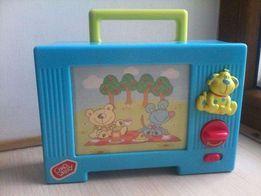 Телевизор телевізор механічна іграшка