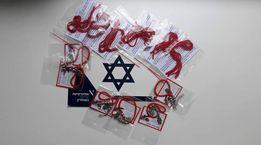 Красные нити с Израиля