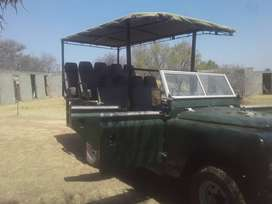 Game viewer/ Safari vehicle for sale