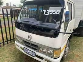 2008 Asia Wing with Toyota Dyna engine