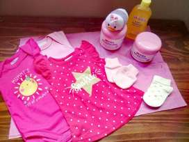 It's A Girl Gift Set