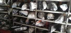 Wide selection of second hand lights