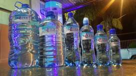Selling Bottled Water and refills