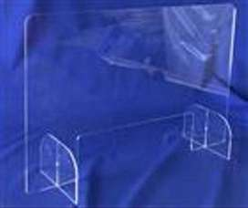 PERSPEX / ACRYLIC SAFETY SCREEN - VARIOUS SIZES AVAILABLE