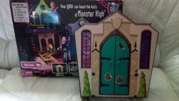 Дом Школа монстер хай Monster high + мебель оригинал Mattel.