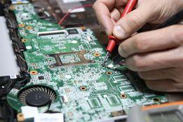 Ремонт компьютеров, ноутбуков любой сложности. Замена BGA чипов