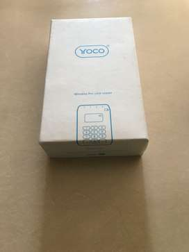 Yoco Wireless Pro card reader