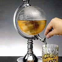 Резервуар для алкоголя 1,5л, Диспенсер, емкость для виски, коньяка и д