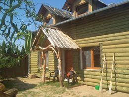 Domek w Borach Tucholskich nad jeziorami