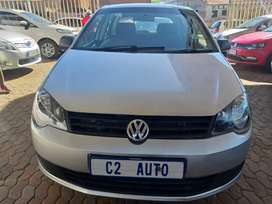 2012 VW Polo vivo 1.6 Hatch