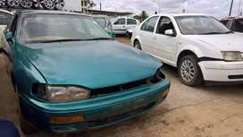 Toyota Camry 220 Automatic Stripping For Spares