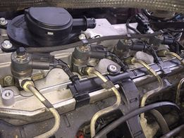 Мотор віто двигатель вито двигун vito 2.2 блок головка гбц колінвал