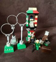 LEGO Harry Potter Quidditch Practice