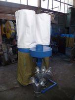 Аспирация стружкопылесос вытяжка 3200 -4800 м3/ч от производителя