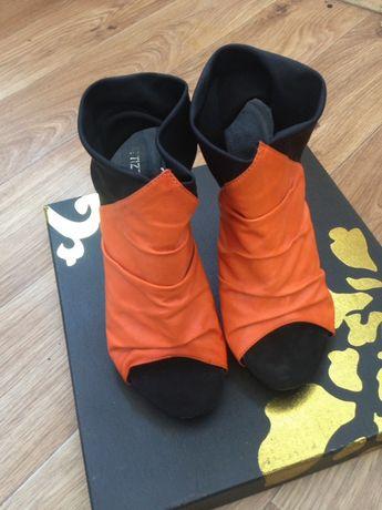 Продам туфли сабо, летние ботильоны Attizzare Бердянск - изображение 3