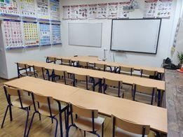 Sala lekcyjna wykładowa konferencyjna - do wynajęcia na godziny