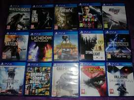 Ps4 and 15 games
