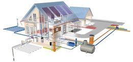 Монтаж опалення, водопостачання, теплої підлоги