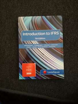 Introduction to Ifrs 7th edition