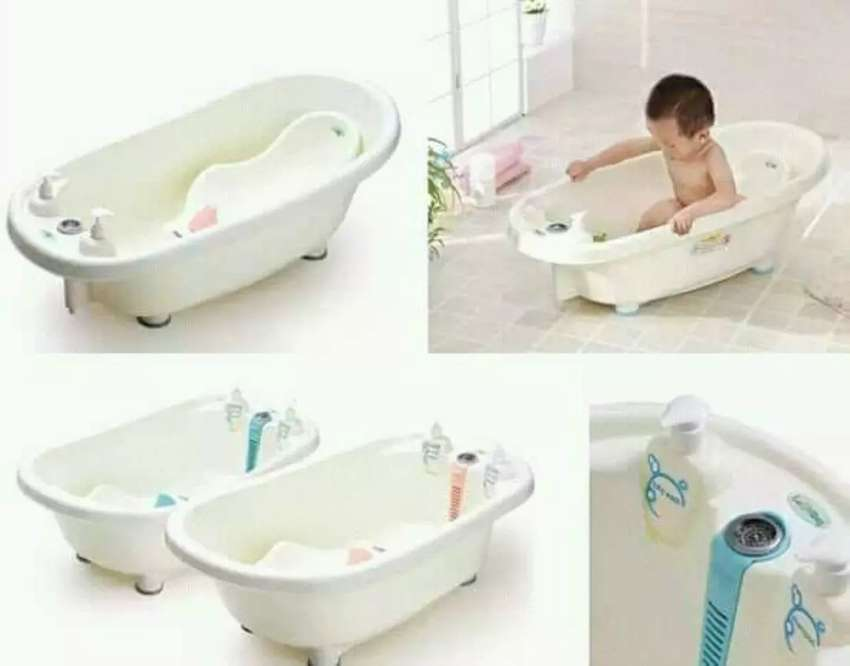 Baby Basin with thermometer 0