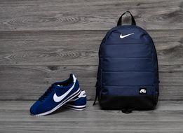 Городской рюкзак мужской женский портфель сумка чоловічий Nike 7 цвето