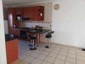 2 bedroom apartment to share R3 300 PP, available 1 March 2020