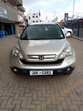 2009 Honda CRV 1.6 Manual