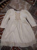 Платье на девочку, 68 размер
