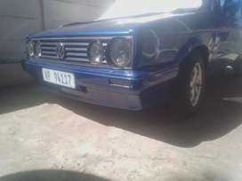 Golf 1 fully  licensed good condition