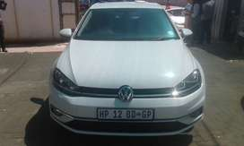 2017 VW Golf 7 1.4 TSi Auto for sale
