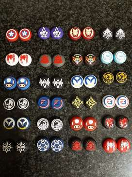 All playstation and xbox thumb grips