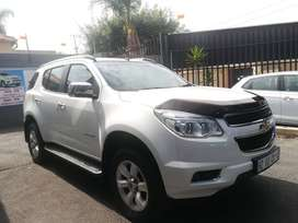 2016 CHEVROLET TRAILBLAZER 2.8D 4X2 LTZ