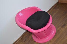 FOTEL z z poduszką,różowy IKEA