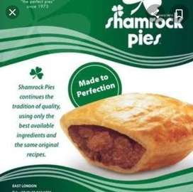 Shamrock pies for sale