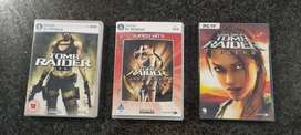 Tomb Raider PC games for sale