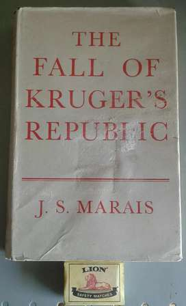 Africana - The Fall of Kruger's Republic