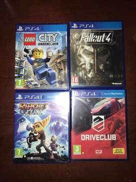 Game combo on ps4